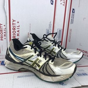 Used 2 Left Shoes Asics Mens Gel Kayano 18